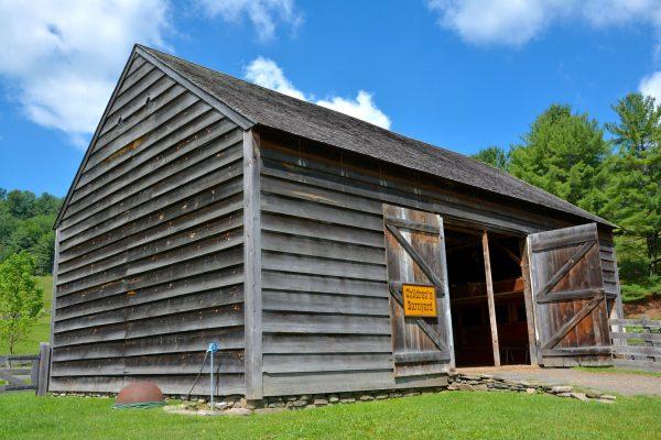 Farmers' Museum Sweet Marble Barn
