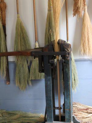 Farmers' Museum Broom Making Vice