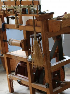 Broom Winding Machine